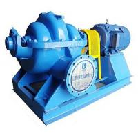 S、SH Single stage double suction centrifugal water pump Manufactures