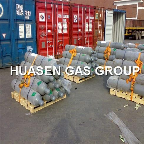 China Specialty Gases HBr(Hydrogen Bromide)