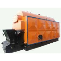Buy cheap Factory Selling DZL Chain Grate Coal Steam Boiler from wholesalers