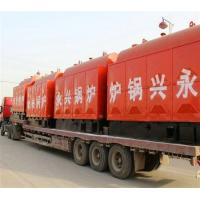 Buy cheap 2ton DZL Travelling Grate Automatic Feeding Coal Fired Steam Boiler For Paper mill from wholesalers