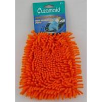 Microfiber cleaning mitt Manufactures