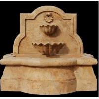 Garden Carving Animal Water Wall Fountains Manufactures