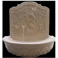 Garden Water Marble Stone Wall Fountain Manufactures