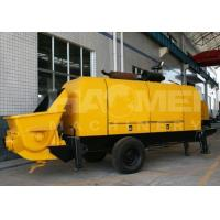 Concrete Pump HBT100 trailerconcretepump Manufactures