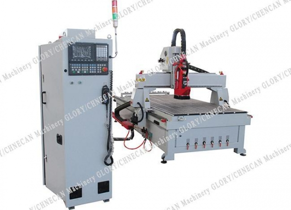 Quality Products  Linear ATC CNC Router Machiner with Syntec System for sale