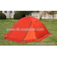 mountain climbing tent / backpacking tent for 2-person Manufactures