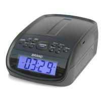 China MP3/CD+USB Player / Digital Clock with Dual Alarm & AM/FM 2 Band Radio on sale