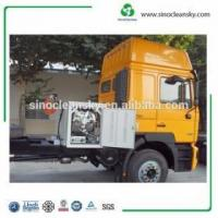 LNG Tanks 300-500L for Truck and Vehicles Manufactures