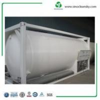 Cryogenic tank container for LCO2 Manufactures