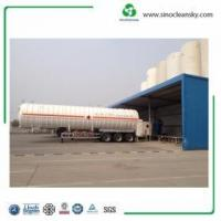 Cryogenic lorry tanker for LCO2 Manufactures