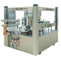 DL8-5-4 Full automatic rotary cold-glue labeler