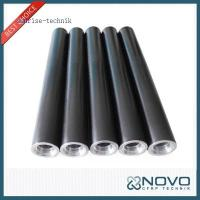 Light 3k Glossy Finish Carbon Fiber Roller With Twill Carbon Fiber Cloth Manufactures