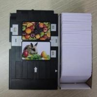 inkjet printable pvc card for Epson or Canon printer Manufactures