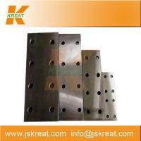 Fishplate for Elevator Guide Rail Manufactures