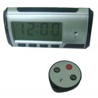 Desk Clock hidden camera