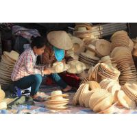 China Flower bamboo baskets on sale
