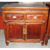 Chinese antique cabinet with 2 doors and 2 drawers Manufactures