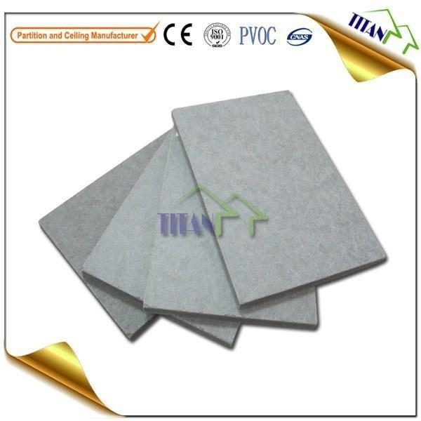 Mm cement decoration board drywall non asbestos