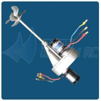 CCRP001 Coaxial to Spin Propulsion System for ROV, AUV, Remote control submarine Manufactures