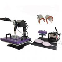 7 in 1-2 Sublimation PressHP7IN1-2 Manufactures