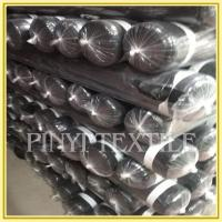 Buy cheap Shaoxing Supplier Competitive Price Colorful knitting hot stamping stocklot fabric from wholesalers