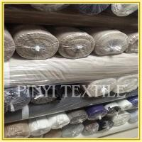 Buy cheap Stock Fabric Supplier Small quantity order Colorful linen cotton fabric stock from wholesalers