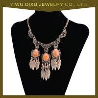 High Quality ! Professional OEM Factory Fashion Ethnic Necklace Women Necklace Accessories Manufactures