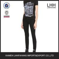 Skinny mid-rise jeans for women, wholesale price Manufactures