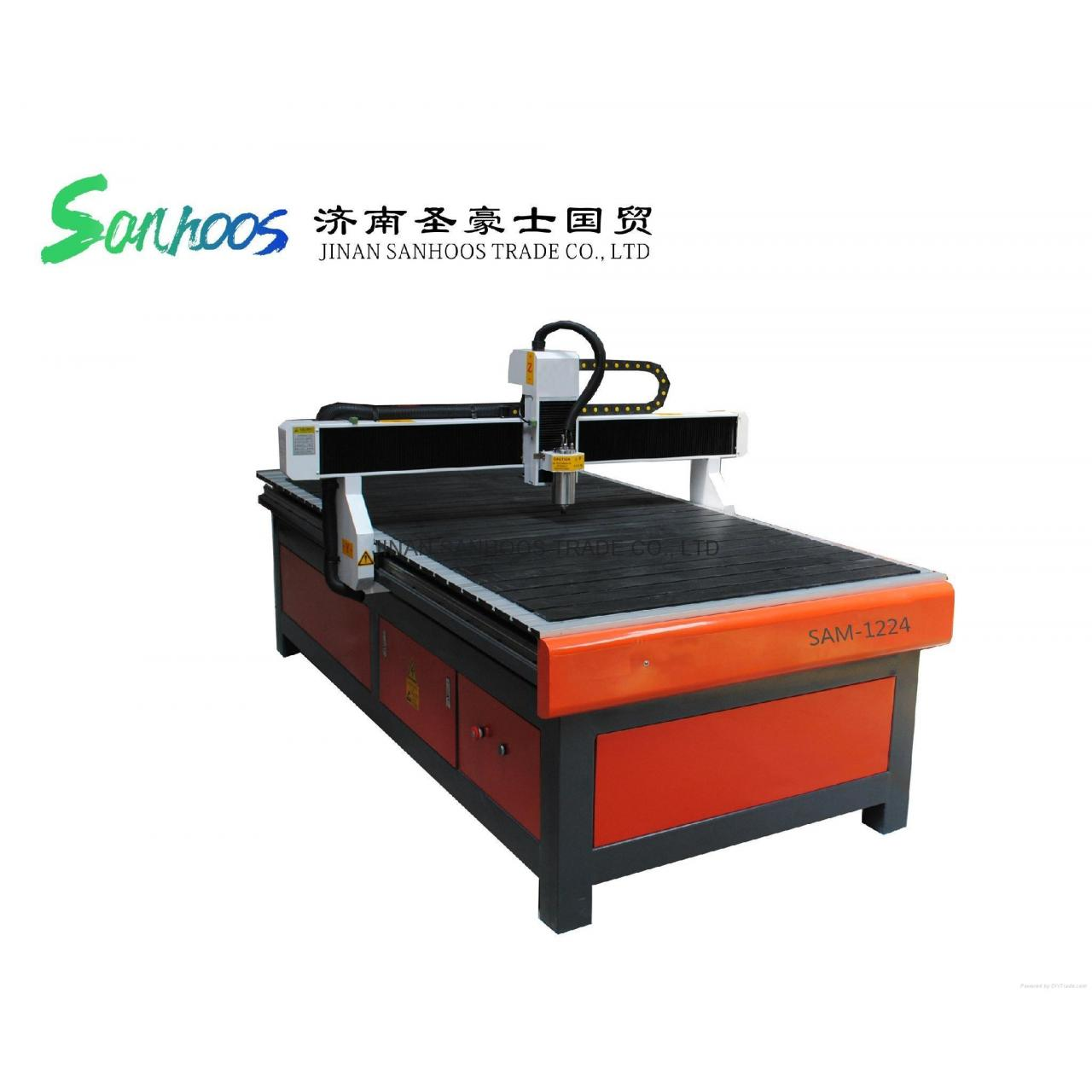 Sam Ball Screw CNC Router Machine SAM-1224 Manufactures