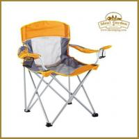 China Camp chair with armrest on sale