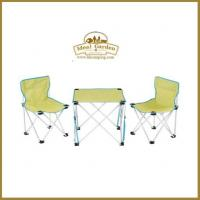 Camping chair set Manufactures