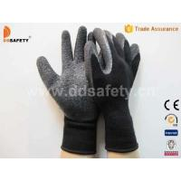 Knitted with latex glove-DKL339