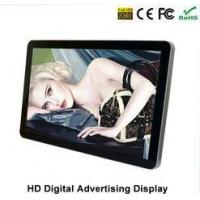 Wall Mounted Android Network Media Player 32 Inch Touch Screen Monitor