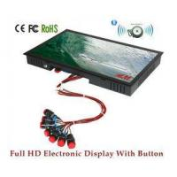 Full HD 1080P Optical Audio Decoder Wall Mount LCD Monitor For Halloween