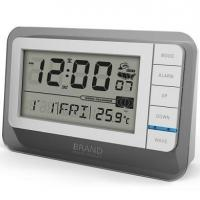 Radio controlled LCD clock HF-5803R Manufactures