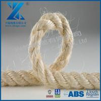China Bleached sisal rope wholesale