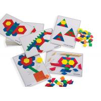 Pattern Block Picture Cards Manufactures