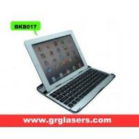 Buy cheap Wholesales Aluminum Bluetooth Keyboard for Samsung Galaxy P5100 P7500 from wholesalers