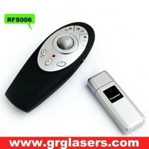 Quality Wireless Mouse Presenter RFS006 for sale