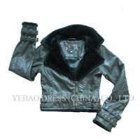 China Ladies's Wash Leather Jacket on sale