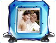 China 1.5 Inch Mini Digital Photo Frame with TF card slot on sale