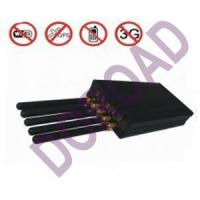 China WIFI+GPS+Cellphone Jammer/Blocker wholesale