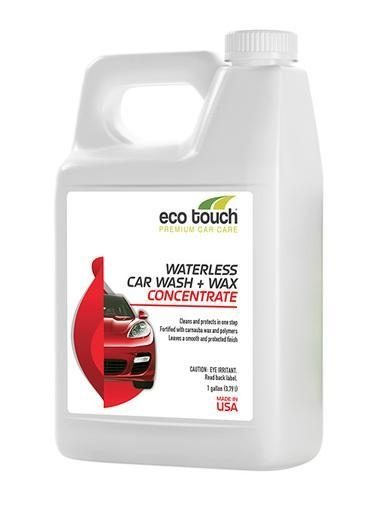 Quality Waterless Car Wash + Wax Concentrate 1-gallon for sale