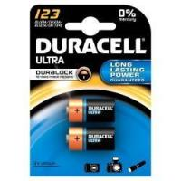 China Battery Duracell CR123 on sale