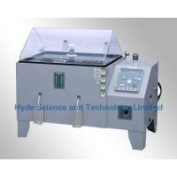 Programmable salt spray test chamber Manufactures