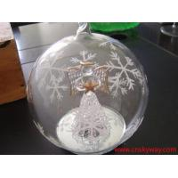 Lighted Wonder Tree Ball Ornament Manufactures