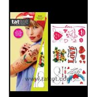 Buy cheap Adult Color Temporary Tattoo - Amor #69575 from wholesalers