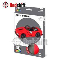 Buy cheap 3D Felt Puzzle: Racer #79029 from wholesalers