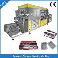 China Full Automatic Plastic Vacuum Forming Machine for Egg Trays, PVC, PET, PS, PC on sale