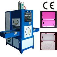 Buy cheap High Frequency Welding Machine to Make Cell Phone Leather Cover from wholesalers